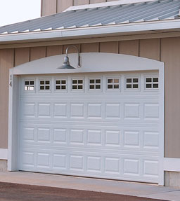 Delightful Chi Raised Panel Garage Doors