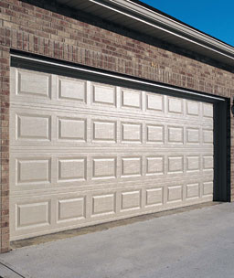 chi uninsulated garage doors