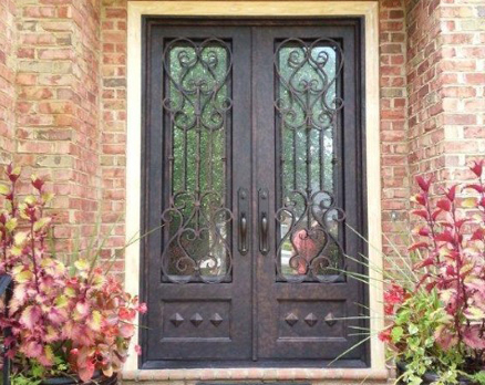 newsome iron doors