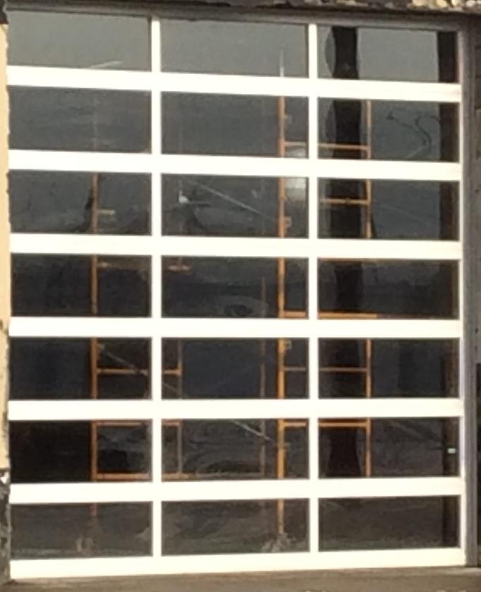 9 9 Sectional Garage Door : Garage door installations by apple virginia