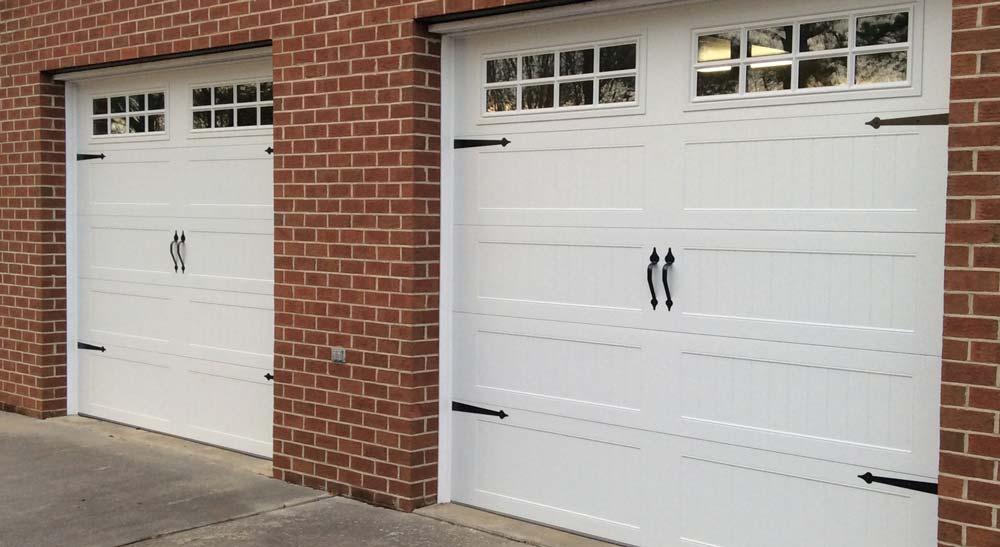 9x8 garage doorGarage door installations by Apple Door Virginia