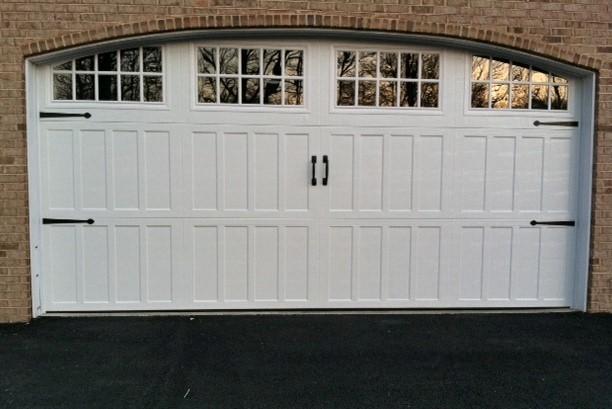 Virginia Residential Garage Doors, Interior And Exterior Door Galleries.  Service And Repair In VA For Over 39 Years