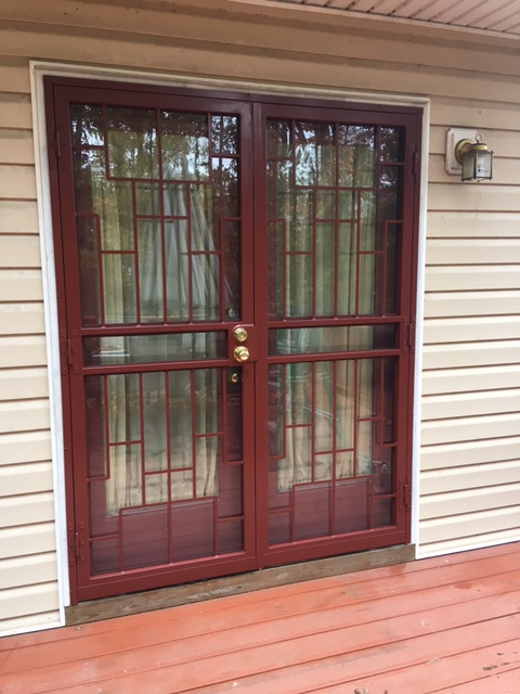 Virginia residential garage doors interior and exterior for Residential french doors