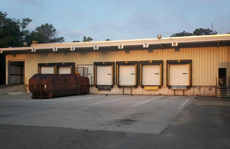 loading dock image