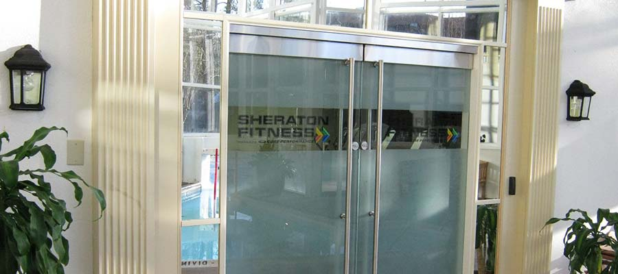 Business door commercial exterior doors with glass photo 1 for Commercial exterior doors