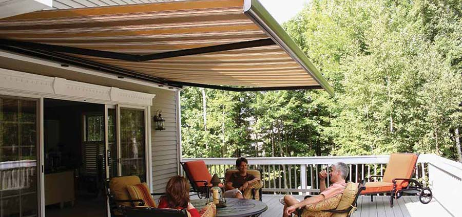 We Design And Install Window Awnings Patio And Deck