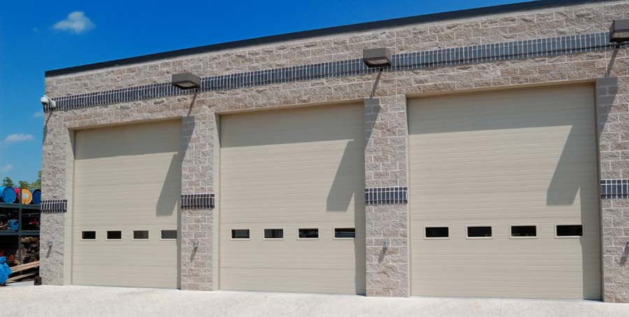 Sectional Overhead Doors Commercial : Virginia commercial and industrial door products sales