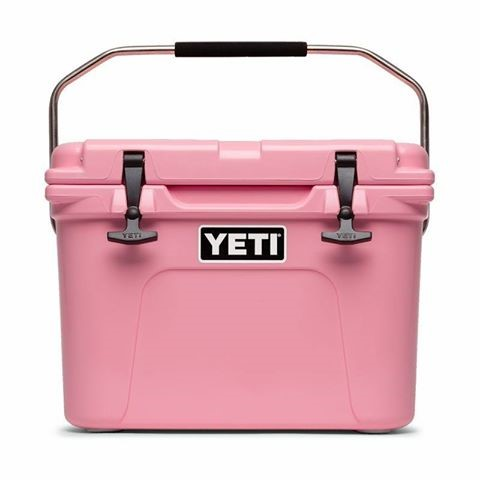 Breast cancer awareness coolers