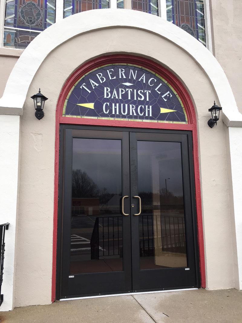 & Church Sanctuary