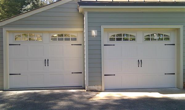 Tight Fitting Garage Doors in Charlottesville