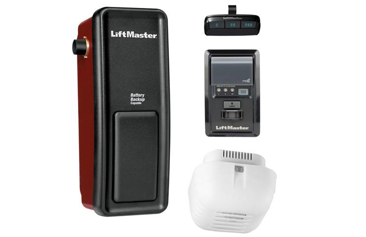 Automatic Garage Door Openers - Garage Door Remotes - Service and ...