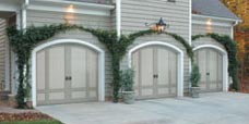 Monument Collection Garage Doors image