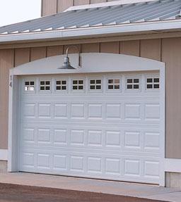 Chi Traditional Garage Doors Economical Garage Doors