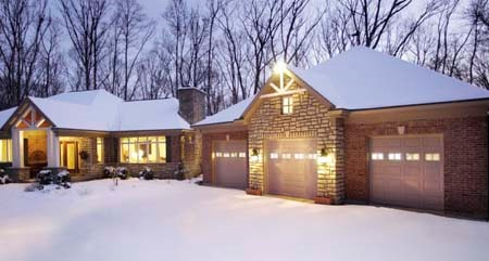 Have Your Garage Door Serviced Before the Winter Months