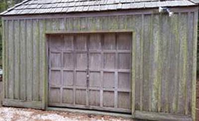 Another Old Garage Brought Back to Life