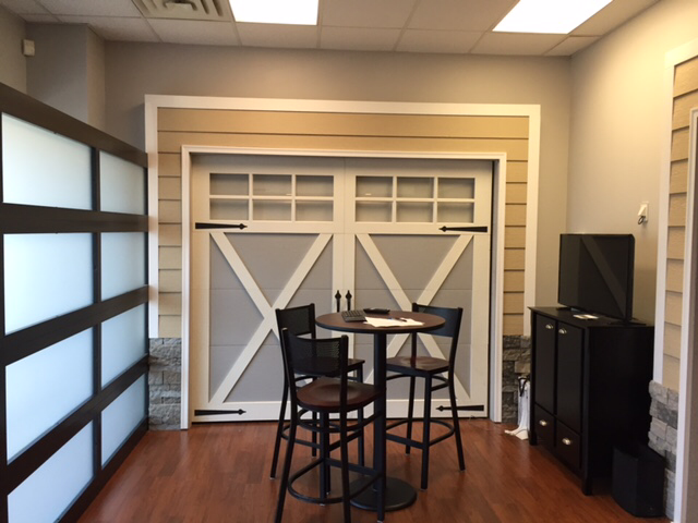 New ADS showroom nearing completion in Fredericksburg VA