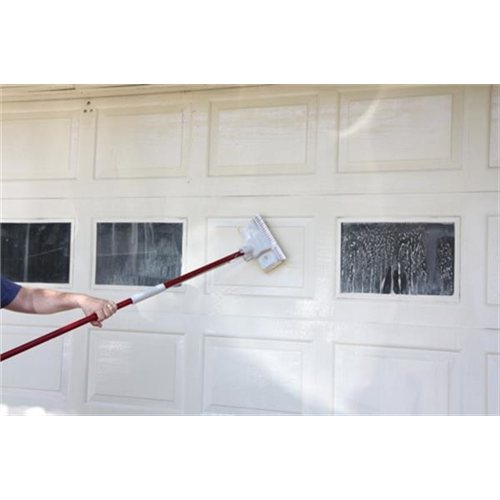 How to Repaint a Steel Garage Door