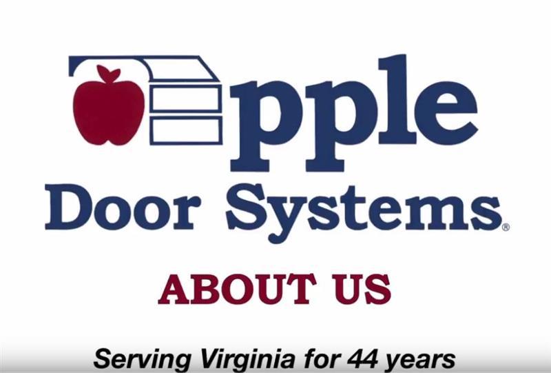 Apple Door History