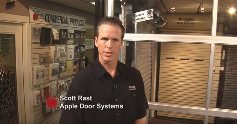 Commercial Sectional Doors Overview